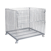 4 Sides Roll Container Roll Cage Warehouse Trolley