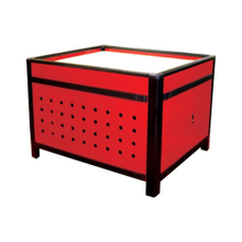 Portable Plastic Advertising Promotion Table Booth Counter