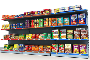 How a Supermarket shelf Can Boost the Sale Of Any Business