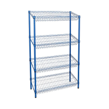Galvanized Powder Coat Welded Steel Rack Wire Shelving