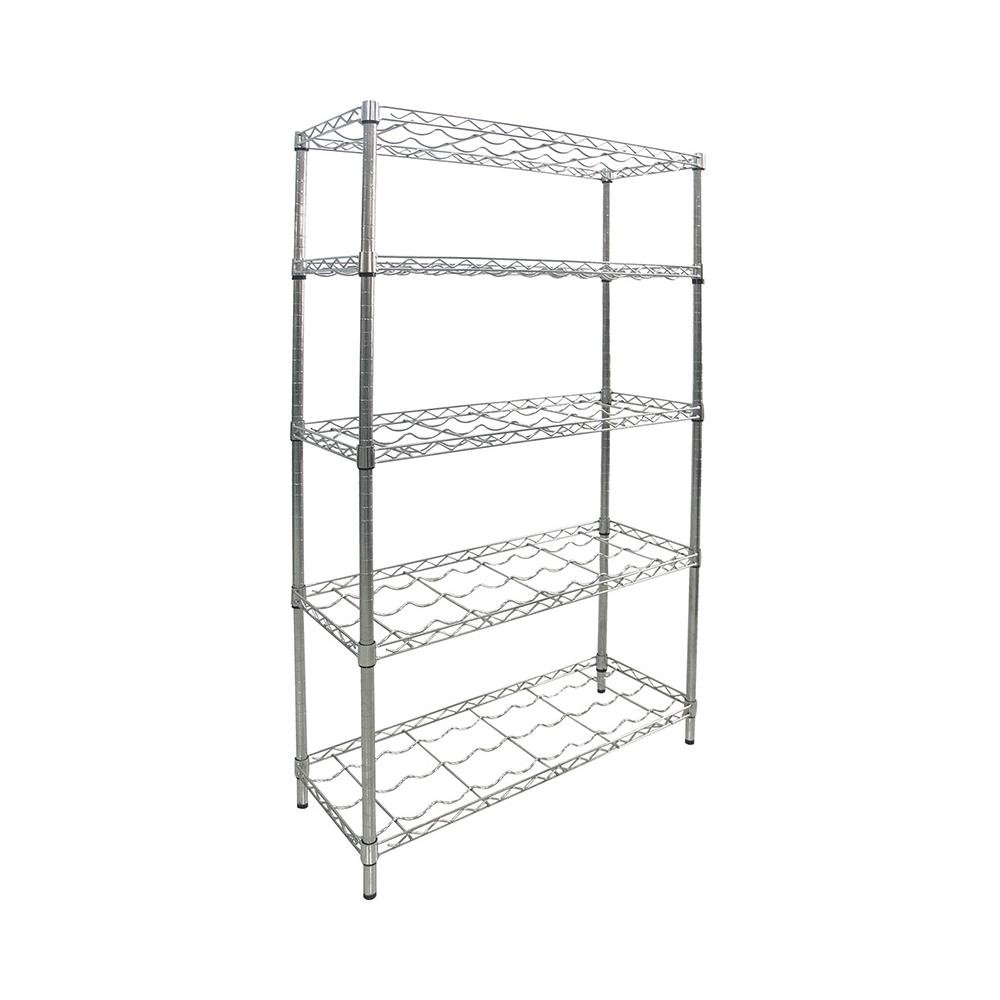 Good Surface Treatment Powder Coated Esd Wire Shelving