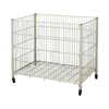 Security Wire Cargo Storage Transport 3 Side Roll Container