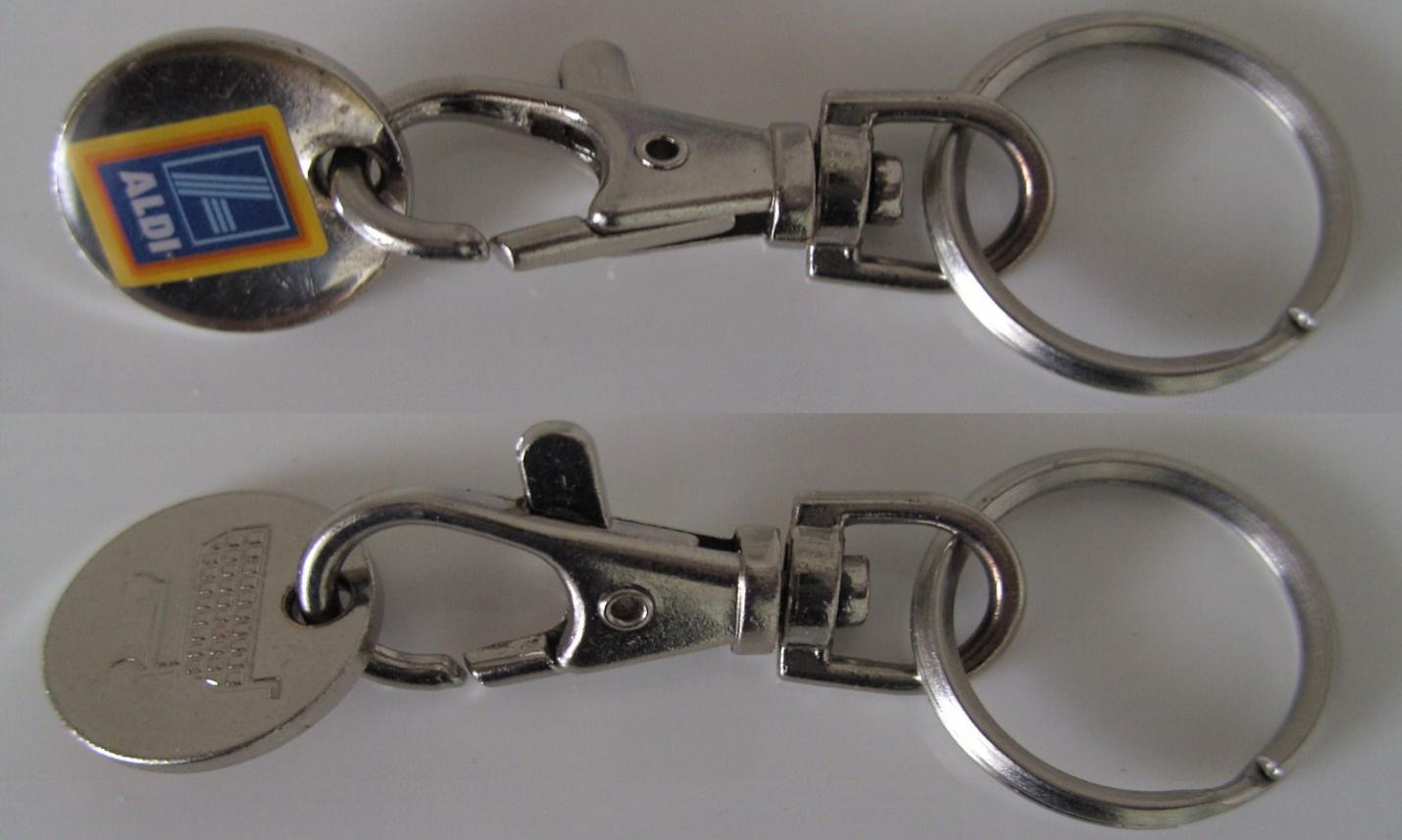 coin key rings