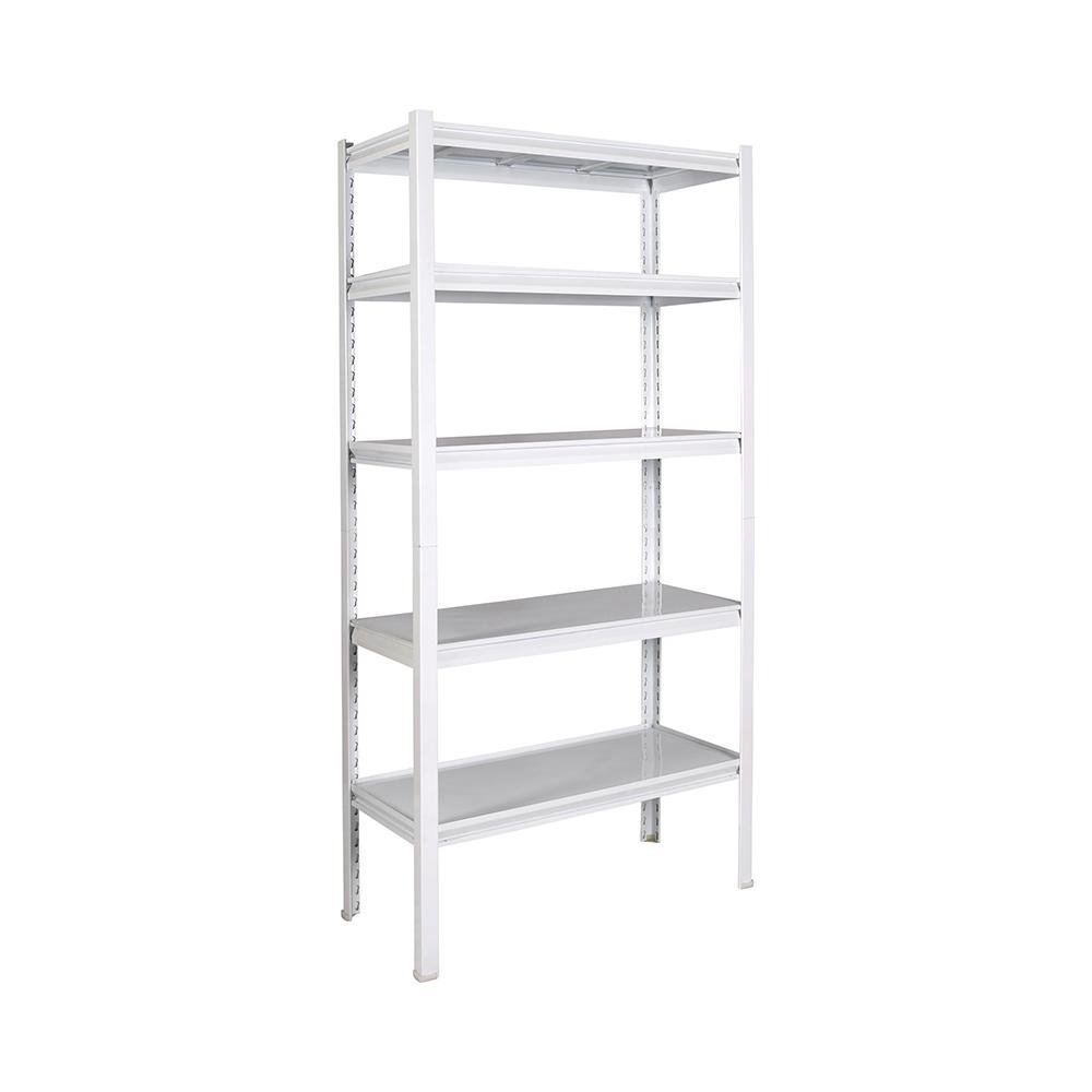 Heavy Duty Industrial Slotted Angle Boltless Shelving Rack