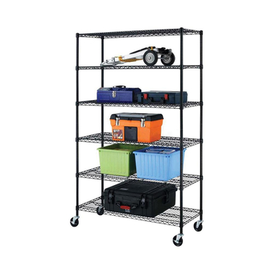 Kitchen Narrow 24inch Stainless Steel Wire Shelving