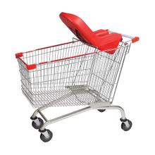 Portable Australia Type Supermarket Shopping Cart Comparison