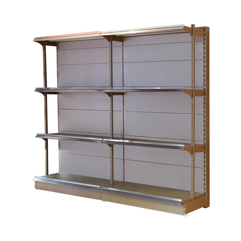 Customized Supermarket Shelves with Shelf Board Adjustable