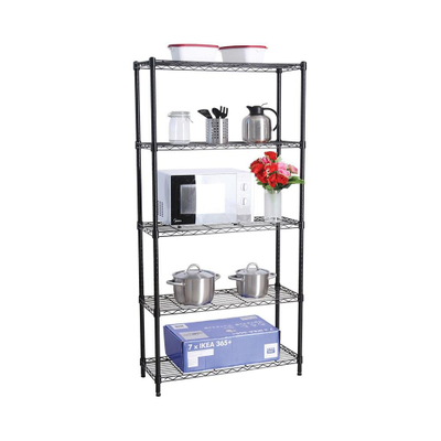 Customize Supermarket Wire Shelving for Products Displaying