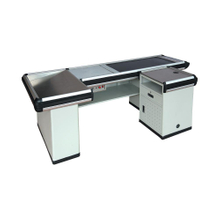 2017 Hot Selling Design Supermarket Checkout Counter Equipment