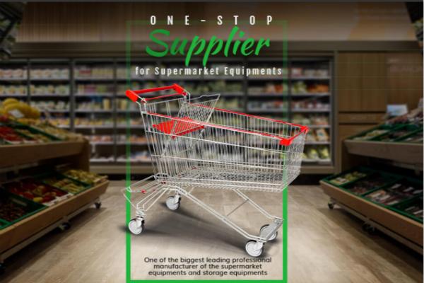 shopping cart supplier