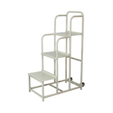 Industrial And Warehouse Ladder Trolley for Picking Up Goods