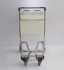 Half-size New Style Stainless Steel Airport Luggage Trolley