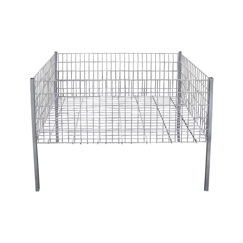 Metal Storage Wire Mesh Roll Plastic Pallet Nesting Container