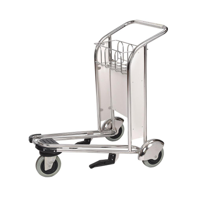 3 Wheels Travel Airport Trolley for Duty-free Shop Souvenir Purchase