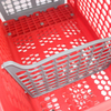 175L Large Capacity New Pure Supermarket Plastic Shopping Cart